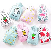 Tofree Wärmflasche, Cartoon-Design, 17 x 11 cm, Farbe zufällig preisvergleich bei billige-tabletten.eu