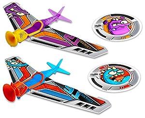 World Brands Crazy Darts - Tirachinas (Varios Modelos)