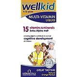 vitabiotics 150 ml wellkid MULTIVITAMINE liquide
