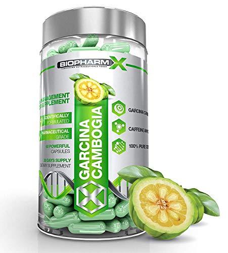 Garcinia Cambogia: Maximum Strength Appetitzügler & Fat Burner / Weight Loss & Diät-Pillen! (1 Monat), Zufriedenheit garantiert!