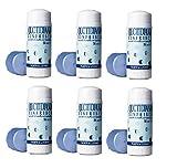 NATURANDO - QUOTIDIANA ANTIODORANTE STICK 6 CONFEZIONI DA 35 ML deodorante, rinfrescante, lenitiva e antiodore - [KIT CON SAPONETTA NATURALE QUIZEN IN OMAGGIO]