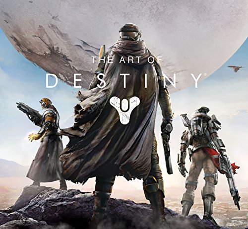 The Art of Destiny (Art of the Game) por Bungie