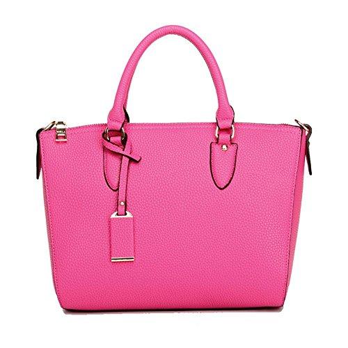 GBT Die neue Mode-Trend-Handtasche rose red