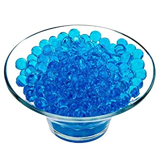 Crystal Water Aqua Beads Gel Pearl for Vase Plant Filler Wedding Home Kitchen Decoration - 1000 Pcs by Wedding Decor
