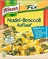 Knorr Fix für Gemüse Nudel-Broccoli-Auflauf, 21er Pack (21 x 46 g) von Knorr - Gewürze Shop