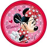 Walt Disney Orologio parete Orologio bambini: Cars, Topolina, Frozen, Elsa, Anna e Olaf - Topolina