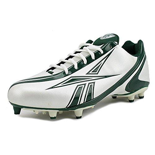Burner White Klampen Reebok Synthetik Speed Green M3 Low NFL ax5qgxU6