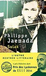 Sulak de Philippe Jaenada