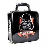 Star Wars - Blechkoffer Brotdose Lunchbox - Darth Vader - beidseitig bedruckt