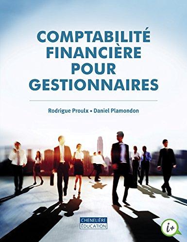Comptabilité financière pour gestionnaires