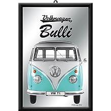 Nostalgic-Art 80729 - Espejo, diseño retro de furgoneta Bulli T1 de Volkswagen