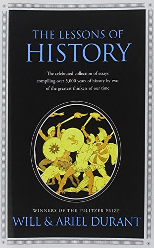 Lessons of History por Will Durant