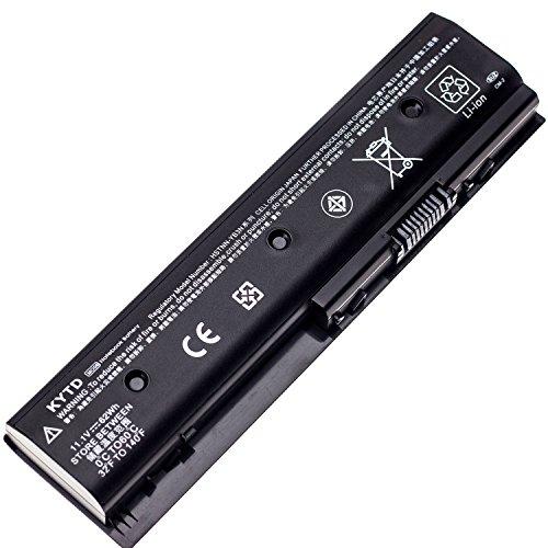 kytd 62wh MO06MO09batería de alto rendimiento para HP 671731-001HP Pavilion dv4-5000dv6-7000DV7-7000Envy dv4-5200DV6-7200m6-1100Series [11.1V 5600mAh]