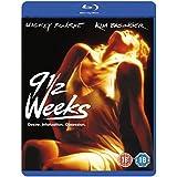 9 1/2 Wochen [Blu-Ray] (Deutsche Tonspur))