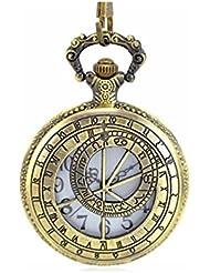 WZW montre à quartz 12 zodiaque signes ajouré