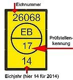 Wechselstromzähler 10(30)A geeicht für Verrechnungszwecke zugelassen (max. 6,9kW) -