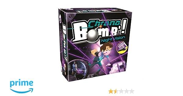Film-, TV- & Video-Action- & -Spielfiguren Rocco Toys 90421Chrono Bomb Challenge in the Dark