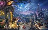 MIYCOLOR Personnalisé 3d photo papier peint mural salon canapé TV fond rétro rêve château princesse peinture image papier peint pour mur 3d @ 250x175