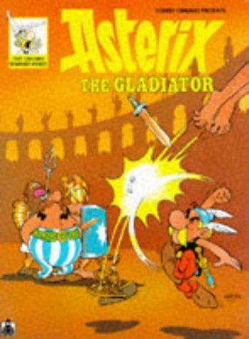 Asterix the Gladiator (Knight Colour Picture Books) by Goscinny (1991-06-20)