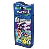 JBL MedoPond Plus 27144 Heilmittel gegen Pünktchenkrankheit und Verpilzung bei Teichfischen, 250 ml