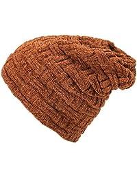 Amazon.es  Naranja - Gorros de punto   Sombreros y gorras  Ropa 1bbb065d71b