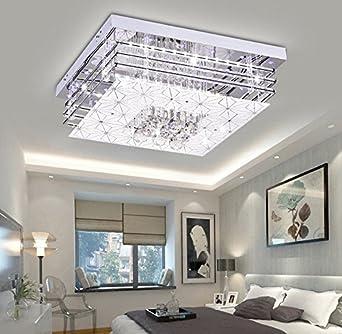 LED K9 Crystal Lampe Wohnzimmer Deckenleuchte Rechteckigen Moderne Minimalistischen Zimmer Restaurant 35 X Amazonde
