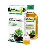 Schoenenberger Schwarzrettich-Pflanzensaft, 1er Pack (1 x 200 ml)