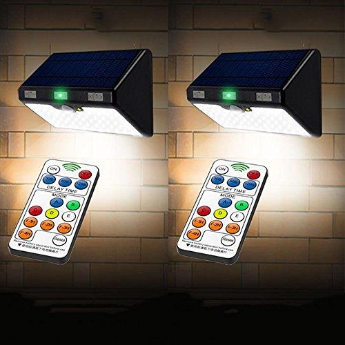 Descripción del producto   Luz solar del sensor de movimiento solar completamente nueva, una nueva generación de luz solar.   A diferencia de la mayoría de la compañía de luz solar de movimiento en el mercado, diseñamos, diseñamos y fabricamos cad...