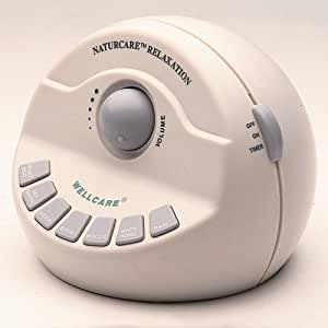 Good Ideas Naturecare Sounds Machine (110) Aids Tinnitus and helps restful nights sleep with soothing sounds.