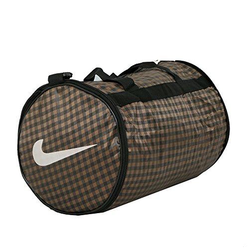 Kuber Industries™ Softsided Duffle Gym Bag (Folding Pattern)