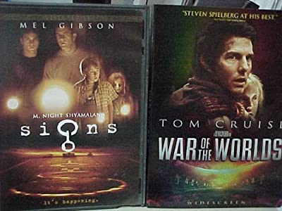 Signs, War of the Worlds : Alien Invasion 2 Pack Collection