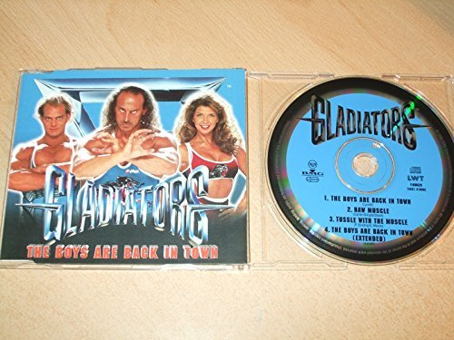 Boys Are Back in Town [CD 1] by The Gladiators