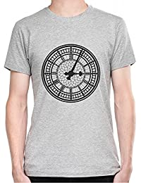 Big Ben Clock Face Camiseta Para Hombre