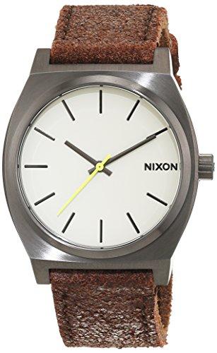 nixon-a0451388-00-orologio-da-polso-unisex-pelle-colore-marrone
