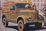 Modellbausatz, GAZ 69, Geländefahrzeug, 1:87