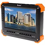 Onebird Eyoyo 7 Pouces Testeur Portable de Camera IP Testeur de Moniteur Testeur CCTV Multifonctionnel 5 En 1 HD-TVI AHD HDMI VGA CVBS  (X41TA)
