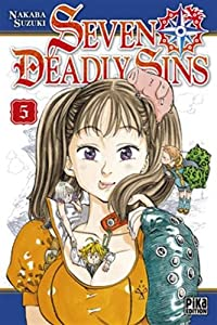 Seven Deadly Sins Edition simple Tome 5