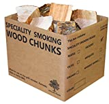 BBQ Smoking Hickory Wood Chunks - 5kg