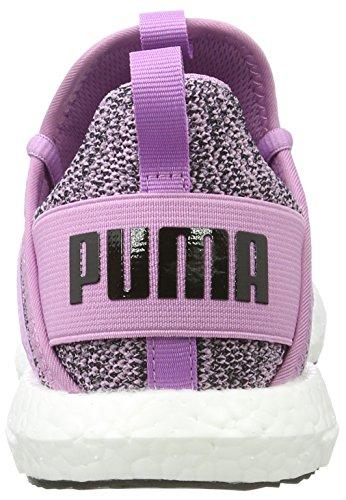 Damen Mega Violett Nrgy Outdoor Knit Puma Black smoky Fitnessschuhe qPxC5dqTw