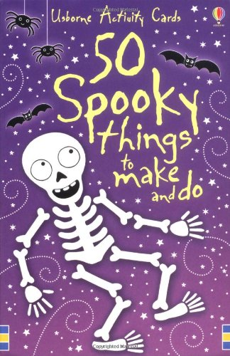 50 Spooky Things to Make and Do (Activity Cards)