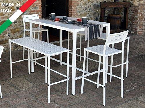 Tavolo alto sgabelli usato vedi tutte i 96 prezzi for Tavolo alto usato