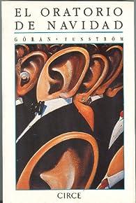 El Oratorio de Navidad par Göran Tunström