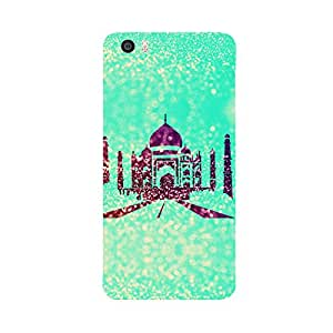 Digi Fashion Designer Back Cover with direct 3D sublimation printing for Xiaomi Mi5