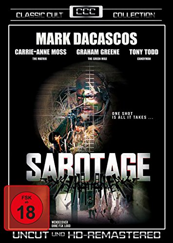 Sabotage - Classic Cult Edition