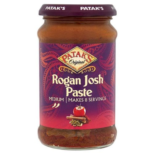 Pataks Rogan Josh Colle 283G