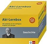 Abi-Box Geschichte: Die 100 wichtigsten Aufgaben und Lösungen auf Lernkarten