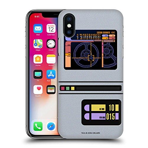 Offizielle Star Trek Padd Gadgets TNG Ruckseite Hülle für Apple iPhone 6 Plus / 6s Plus Padd