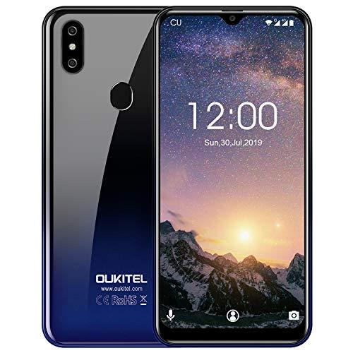 OUKITEL C15 Pro+ 4G Móviles Smartphones Libres Quad-Core 3 GB RAM 32GB...