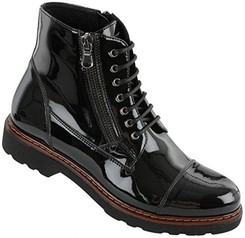 Rohde Bangkok Damen Stiefelette Schuhe Schnürschuhe Schwarztöne