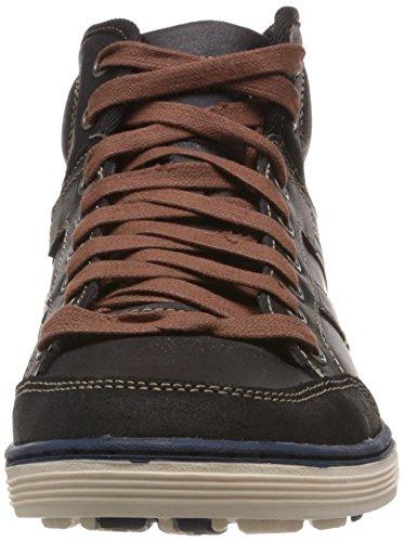 Skechers SorinoLozano Herren Sneakers Schwarz (Blk)